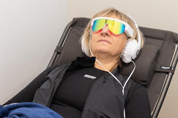 Photo pour site internet entreprise luminothérapie