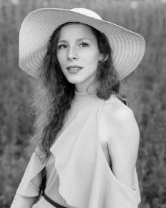 Portrait naturel simple femme Lunéville Nancy