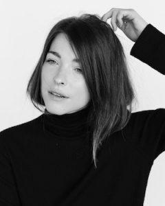 Portrait femme simple minimaliste Nancy