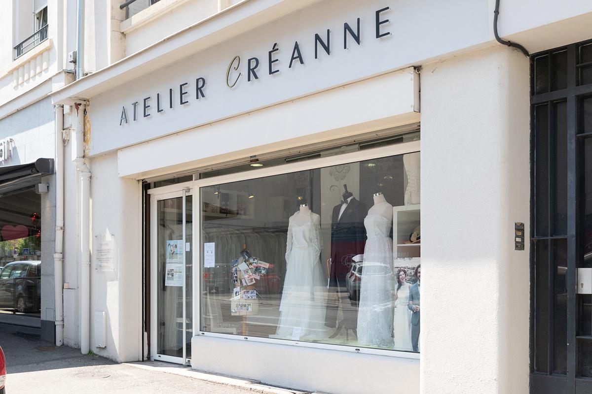 Atelier de création de robe de mariée Nancy