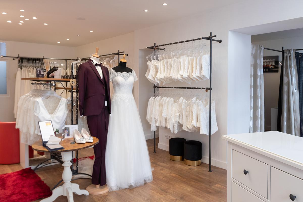 Créanne boutique robe mariée Nancy