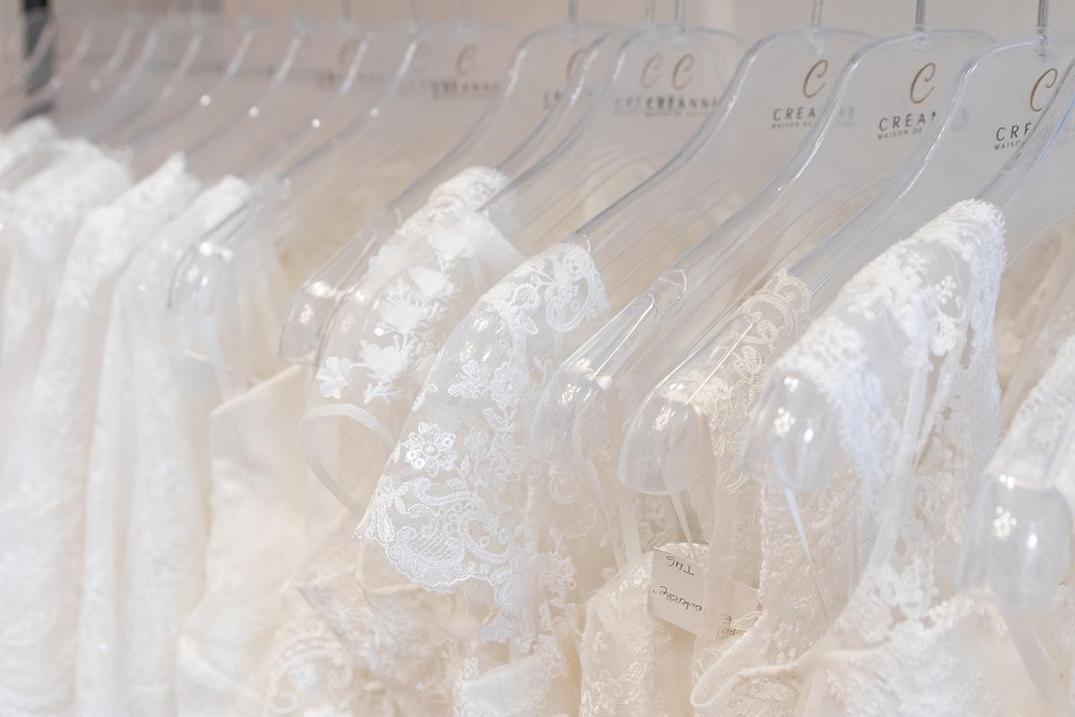 Choix de robe de mariées Nancy