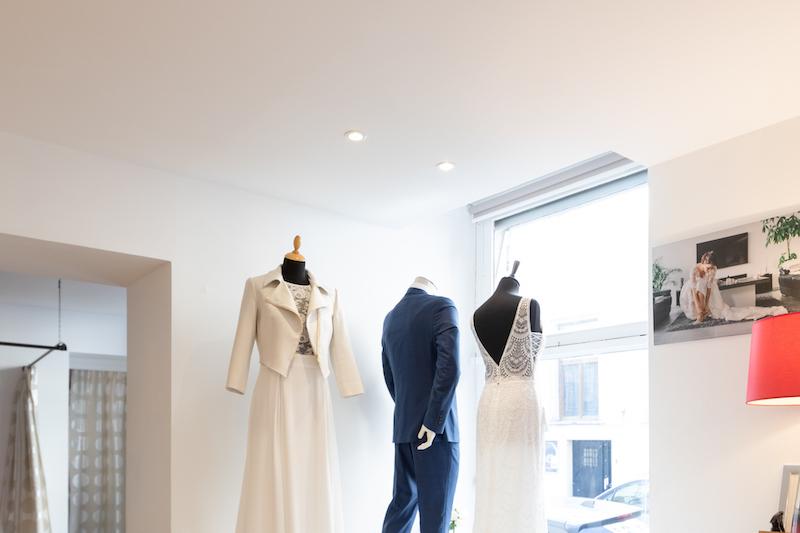 Maison de couture pour mariages Creanne Nancy