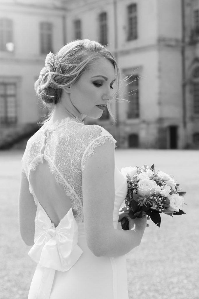 Séance photo d'inspiration mariage à Lunéville